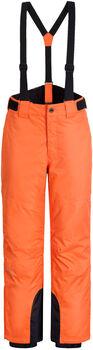 Icepeak Lenzen Skiträgerhose orange
