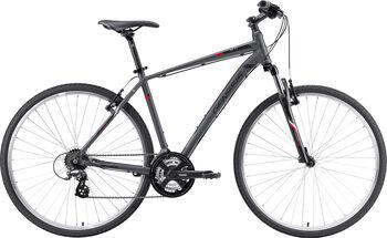 "GENESIS Speed Cross SX 2.1 Crossbike 28"" Herren grau"