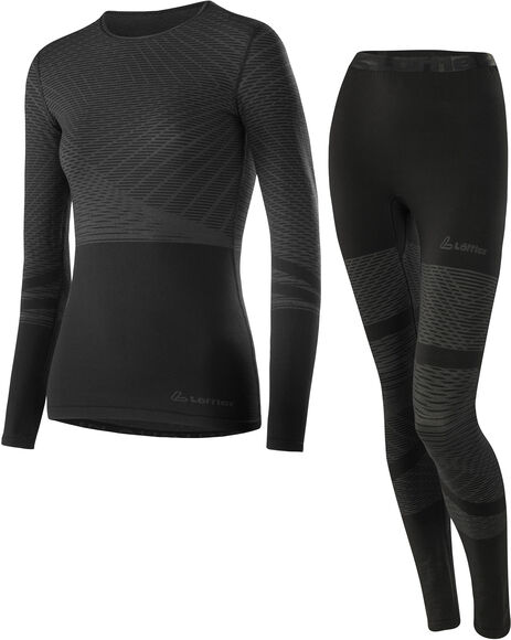 Transtex® Warm Hybrid Unterwäsche-Set