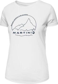 MARTINI Pala T-Shirt Damen weiß