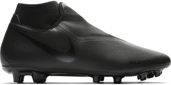 Nike Phantom 3 Academy DF MG Nockenfußballschuhe schwarz