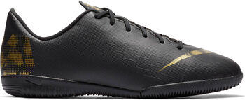 Nike VaporX 12 Academy Hallenschuhe Jungen schwarz