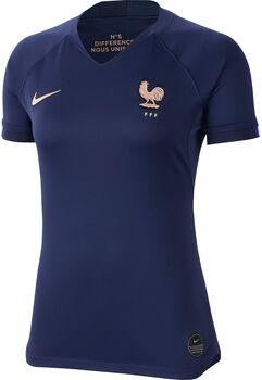 Nike FFF Frankreich Heimtrikot Damen blau