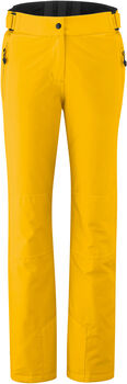 Maier Sports Vroni Skihose Damen gelb