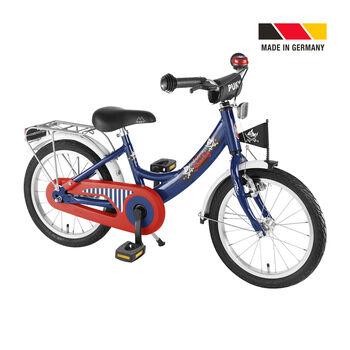 """PUKY ZL 16""""-1 Alu Fahrrad blau"""