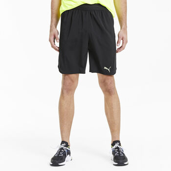 Puma Power Thermo R Vent Shorts Herren schwarz