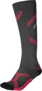 Asics LB Compression Sock Laufsocken Herren pink