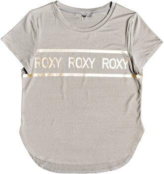 Roxy Shine On Me T-Shirt Damen grau