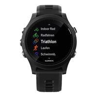 Forerunner 935 GPS Triathlonuhr