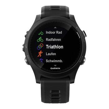 Garmin Forerunner 935 GPS Triathlonuhr schwarz