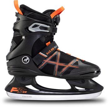 K2 F.I.T Ice Boa Eislaufshuhe Herren schwarz