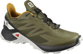 Salomon Supercross Blast GTX Traillaufschuhe Herren grün