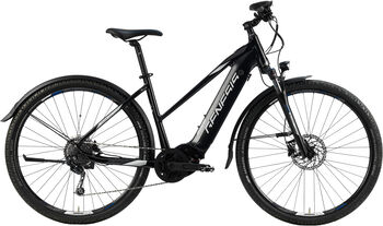 "GENESIS E-Cross 1.0 PT Lady E-Crossbike 28"" Damen schwarz"