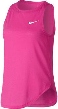 Nike G Nk Tank Studio Top Mädchen pink