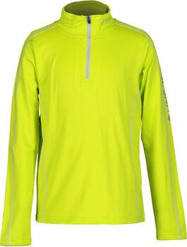 Icepeak Fleminton Langarmshirt mit Zipp grün