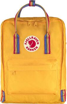 Fjällräven Rainbow Freizeitrucksack gelb