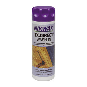 Nikwax Tx.Direkt® Wash-In Imprägnierung weiß