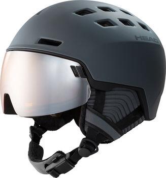 Head Radar Skihelm grau