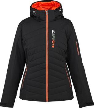Icepeak Palmvew XF Skijacke mit Kapuze Damen schwarz