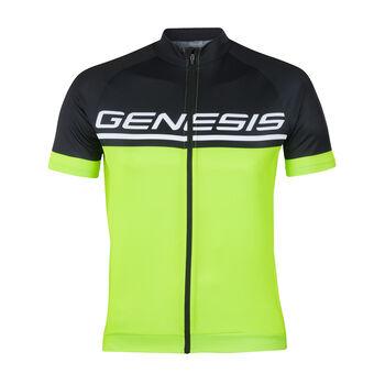 Genesis Ippari Hr.Radtrikot Herren grün