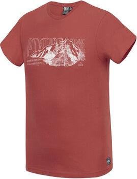 Picture Graham T-Shirt Herren rot