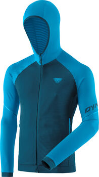 DYNAFIT Speed Thermal Fleecejacke mit Kapuze Herren blau