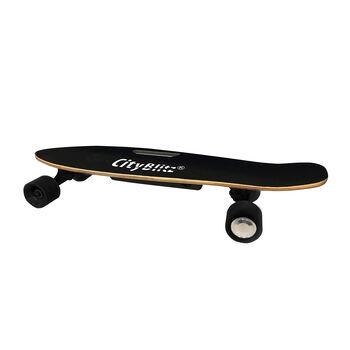 CityBlitz CB013 Elektro Skateboard schwarz