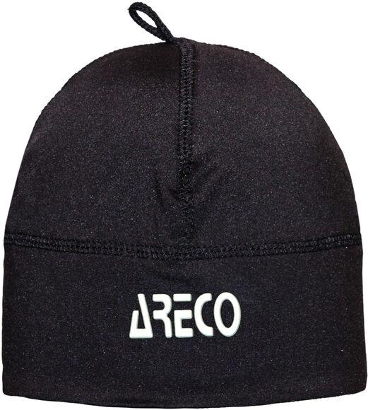 ARECO Erw. Laufmützeangeschn.Ohren,refl.Stretch