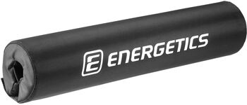 ENERGETICS Schaumstoffüberzug für Langhantel schwarz