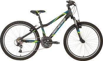 """GENESIS MX 24 Mountainbike 24"""" schwarz"""