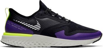 Nike Odyssey React 2 Shield Laufschuhe Herren schwarz
