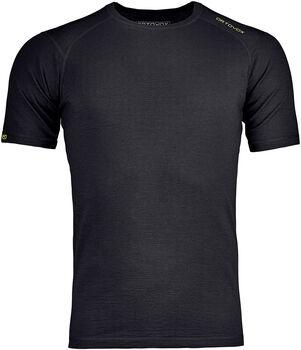 ORTOVOX 145 Ultra T-Shirt Herren schwarz
