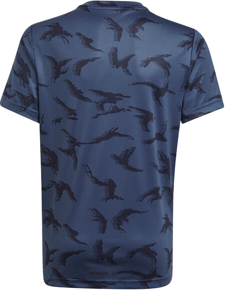 Designed To Move Camouflage T-Shirt