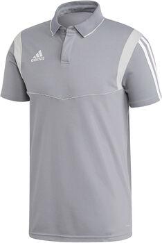 adidas Tiro 19 T-Shirt Herren grau