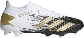 adidas Predator Mutator 20.3 Low FG Fußballschuhe Herren weiß