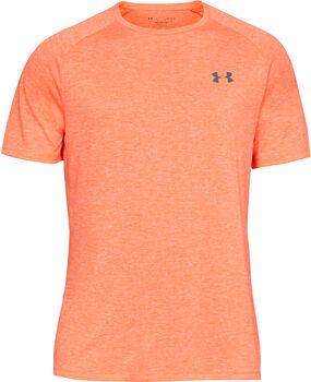 Under Armour Tech SS Tee T-Shirt Herren orange