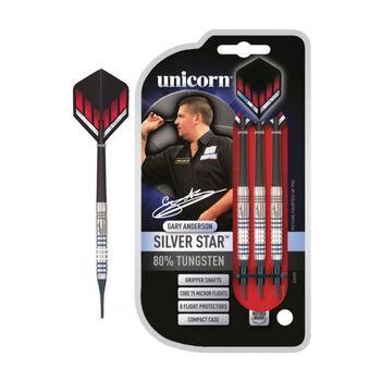 unicorn Silver Star weiß