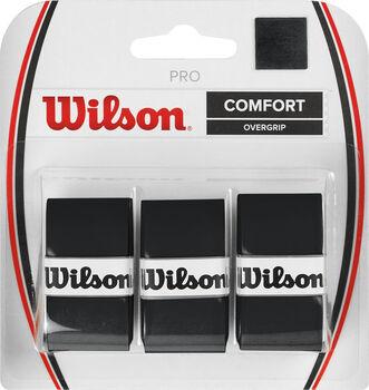 Wilson  Pro OvergripTe-Griffband, 0,6 mm schwarz
