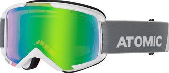 ATOMIC Savor M Stereo Skibrille cremefarben