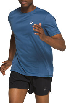 ASICS Katakana T-Shirt Herren blau