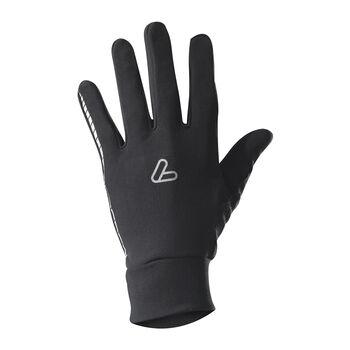 LÖFFLER Handschuhe Thermo schwarz