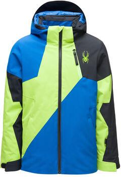 Spyder Ambush Skijacke blau