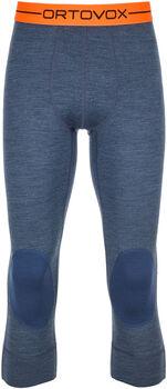 ORTOVOX 185 Rock'n'Wool Short Pants Herren blau