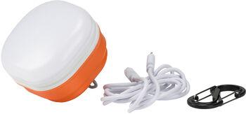McKINLEY Campinglampe mit USB und Powerbank weiß