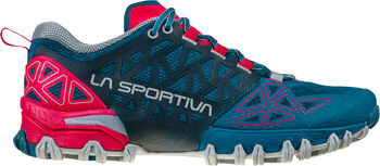 La Sportiva Bushido II Traillaufschuhe Damen blau