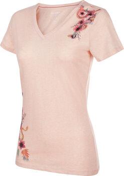 MAMMUT Zephira T-Shirt Damen pink