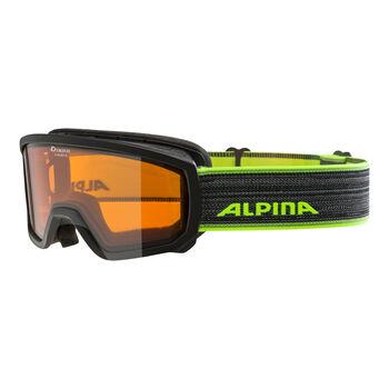 ALPINA Scarabeo DH Skibrille schwarz