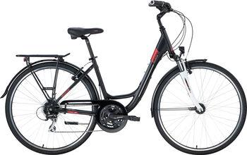 """GENESIS Touring 3.9 Deep Trekkingbike 28"""" Damen schwarz"""