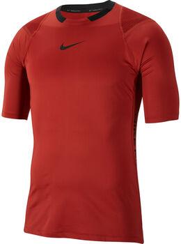 Nike Pro AeroAdapt Shirt Herren rot