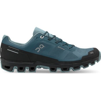 On Cloudventure WP Traillaufschuhe Herren blau
